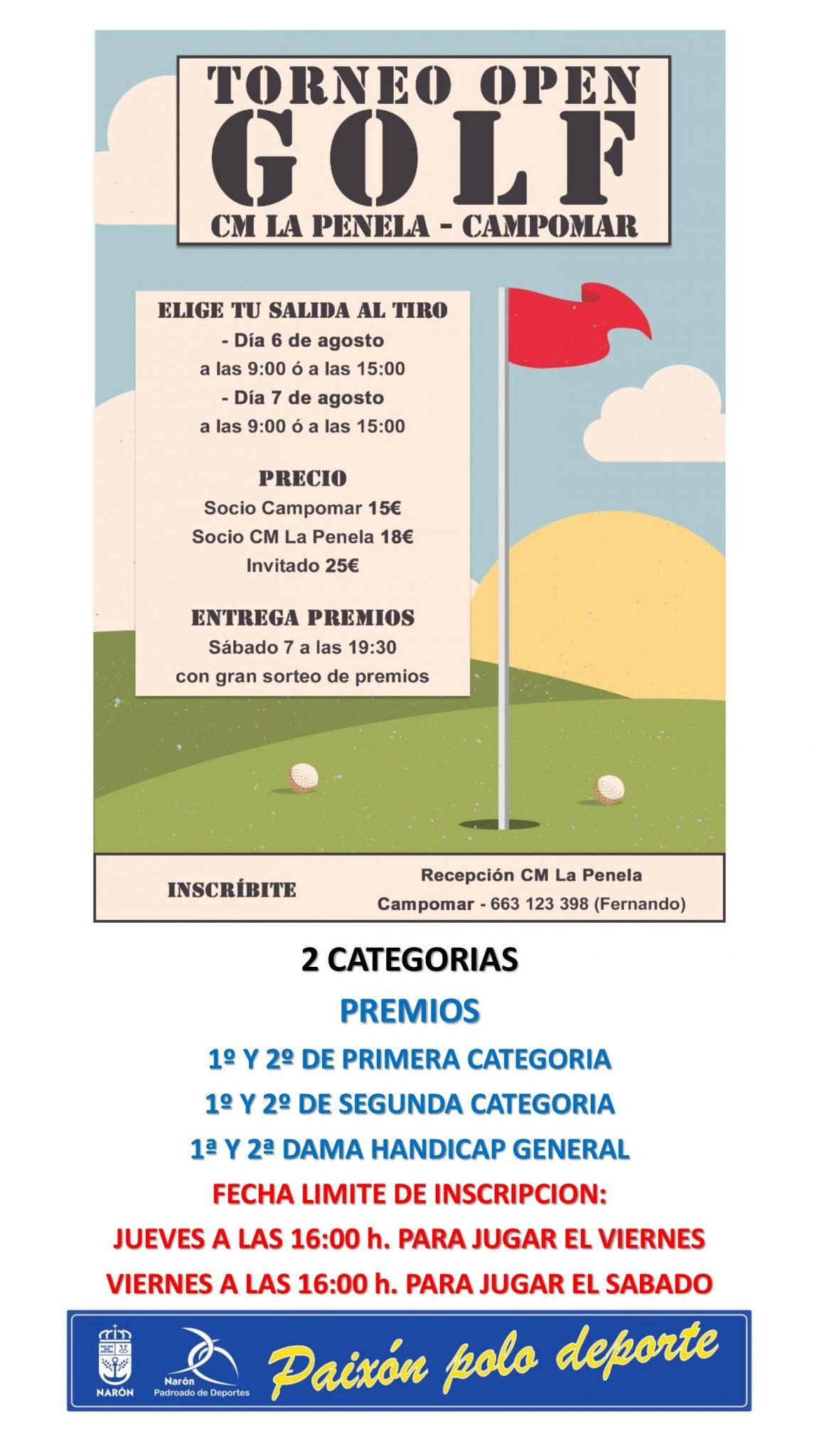 cartel torneo